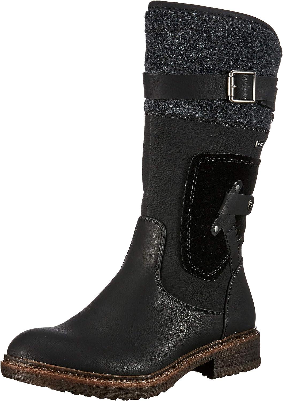 Rieker Damen Klassische Stiefel 94761,Frauen Boots Uuo7r