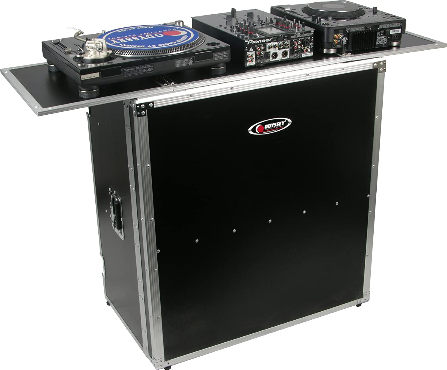 Odyssey High Foldout Combo DJ Table