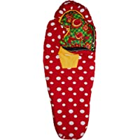Outwell Girls' Butterfly Sleeping Bag-Red, 165 x 70 x 40 cm