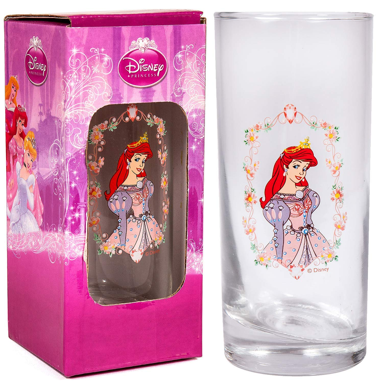 6 x Disney Prinzessinnen Dreams of Dancing Trinkgl/äser f/ür Kinder
