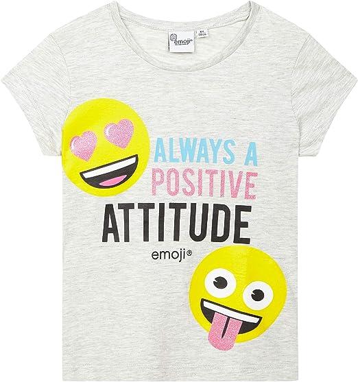 Global Brands Emoji T-shirt /à manches longues pour fille