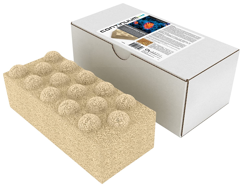 il prezzo più basso CONTINUUM CONTINUUM CONTINUUM AQUATICS 'exxodus-nitryx Brick, Dimensioni 22,9 x 11,4 x 6,3 cm per riduzione nitrati, 1 mattoni  grande sconto