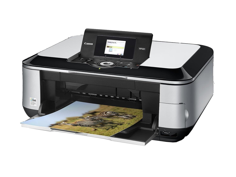 Canon Pixma MP620 - Impresora multifunción de Tinta Color (26 ipm ...