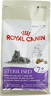 Royal Canin Comida para gatos Sterilised +7 400 Gr