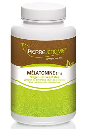 Melatonina 1 Mg - 90 Cápsulas vegetales: Amazon.es: Salud y ...