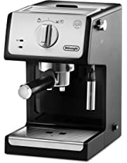 DeLonghi - Cafetera espresso apta para café molido y monodosis ESE