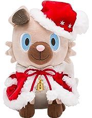 Pokemon Center Original Plush Doll Christmas 2017 Rockruff