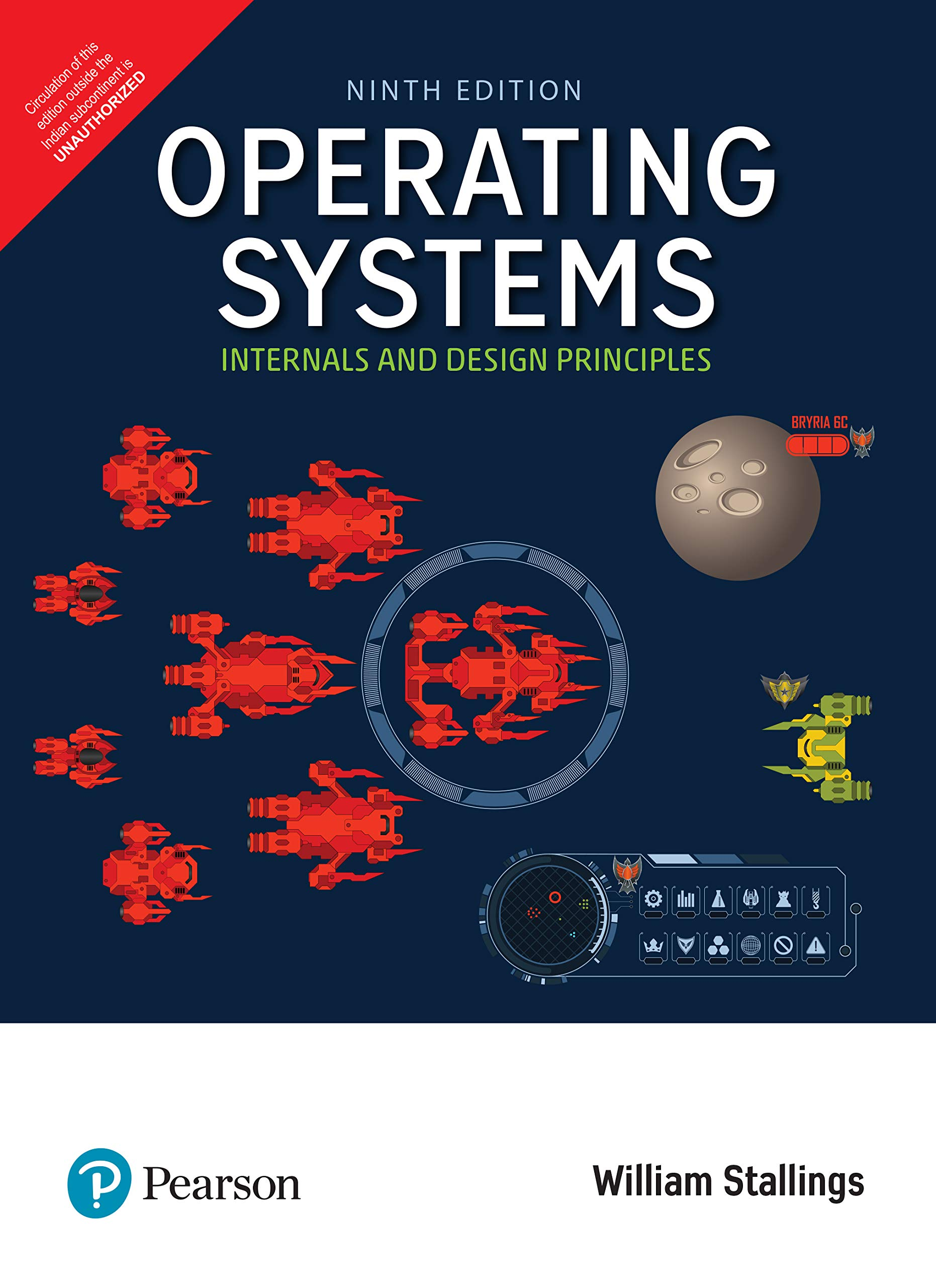 Operating Systems Internals And Design Principles 9 E William Stallings 9789352866717 Amazon Com Books