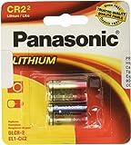 Panasonic 3-Volt Photo Lithium Battery (CR-2PA2B)