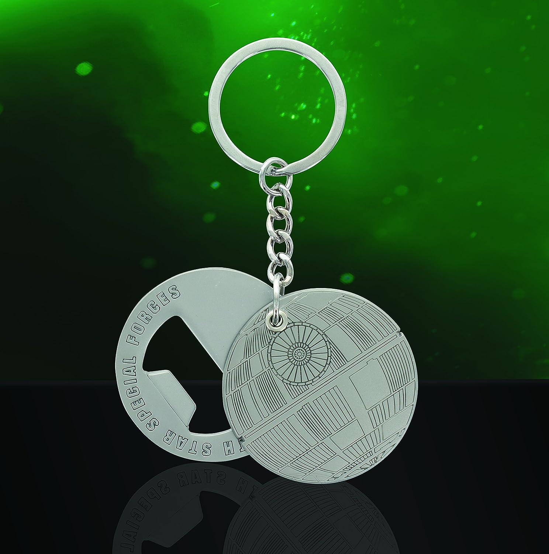 Star Wars Abrebotellas de la Estrella de la Muerte Rogue One, Multicolor
