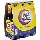 Vitamalz Alkoholfrei Bierpaket Mehrweg, (6 x 0.33 l)