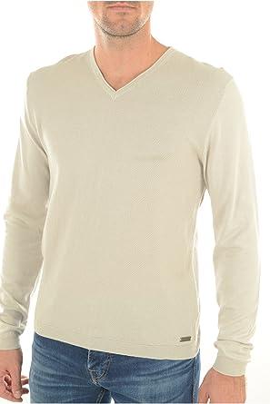 25bf35c35a98 GUESS Pull - M61R19Z18Y0 - HOMME  Amazon.fr  Vêtements et accessoires