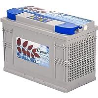 Master U-Power Batería Solar, AGM SP 100AH 12V