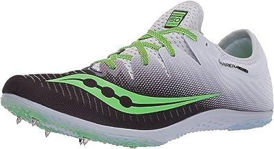Saucony Carrera Xc4 Spike Zapatillas de correr para hombre: Amazon.es: Zapatos y complementos