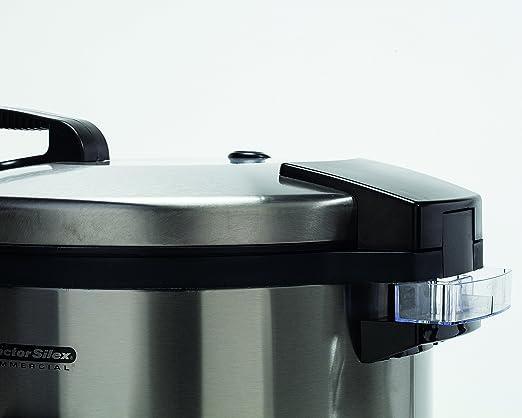Amazon.com: Proctor Silex Commercial 37560R, olla para ...