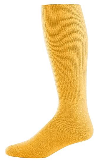 c45eec919767c Athletic Socks - Youth Size 7-9, Color: Gold, Size: 7 - 9