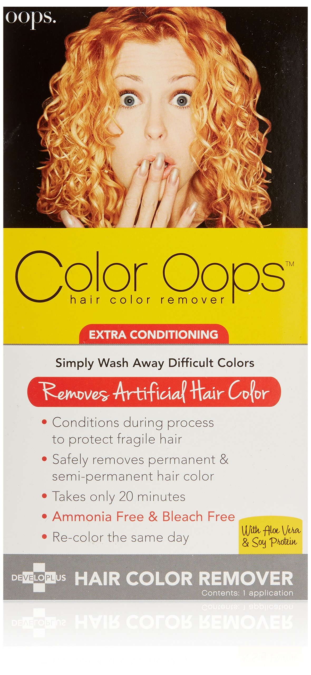 Amazon Com Color Oops Hr Clr Rmvr Reg Str 1 Beauty