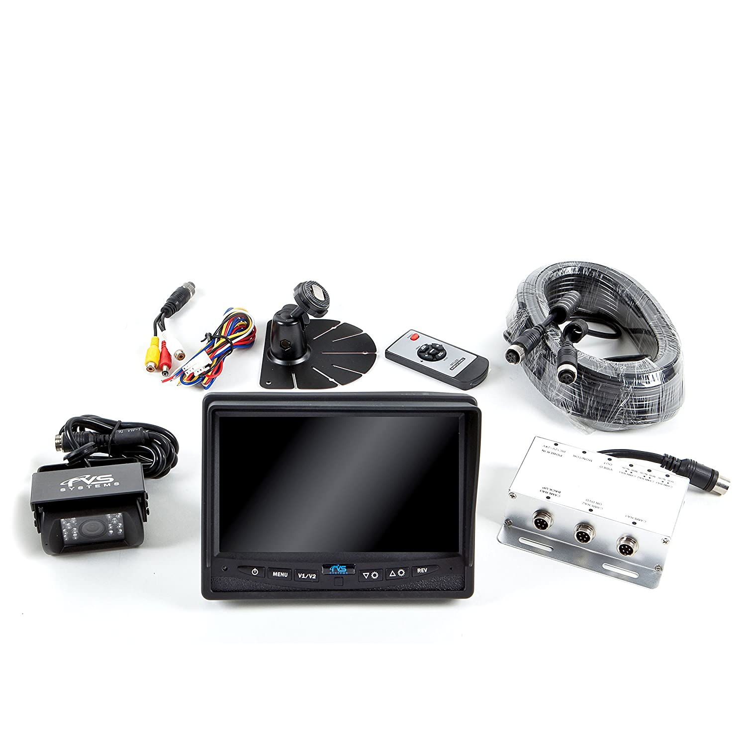 Amazon.com : Rear View Safety Backup Camera System with 7\