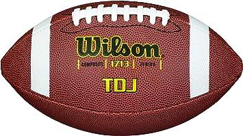 Wilson WTF1713X Pelota de fútbol Americano TDJ Composite ...