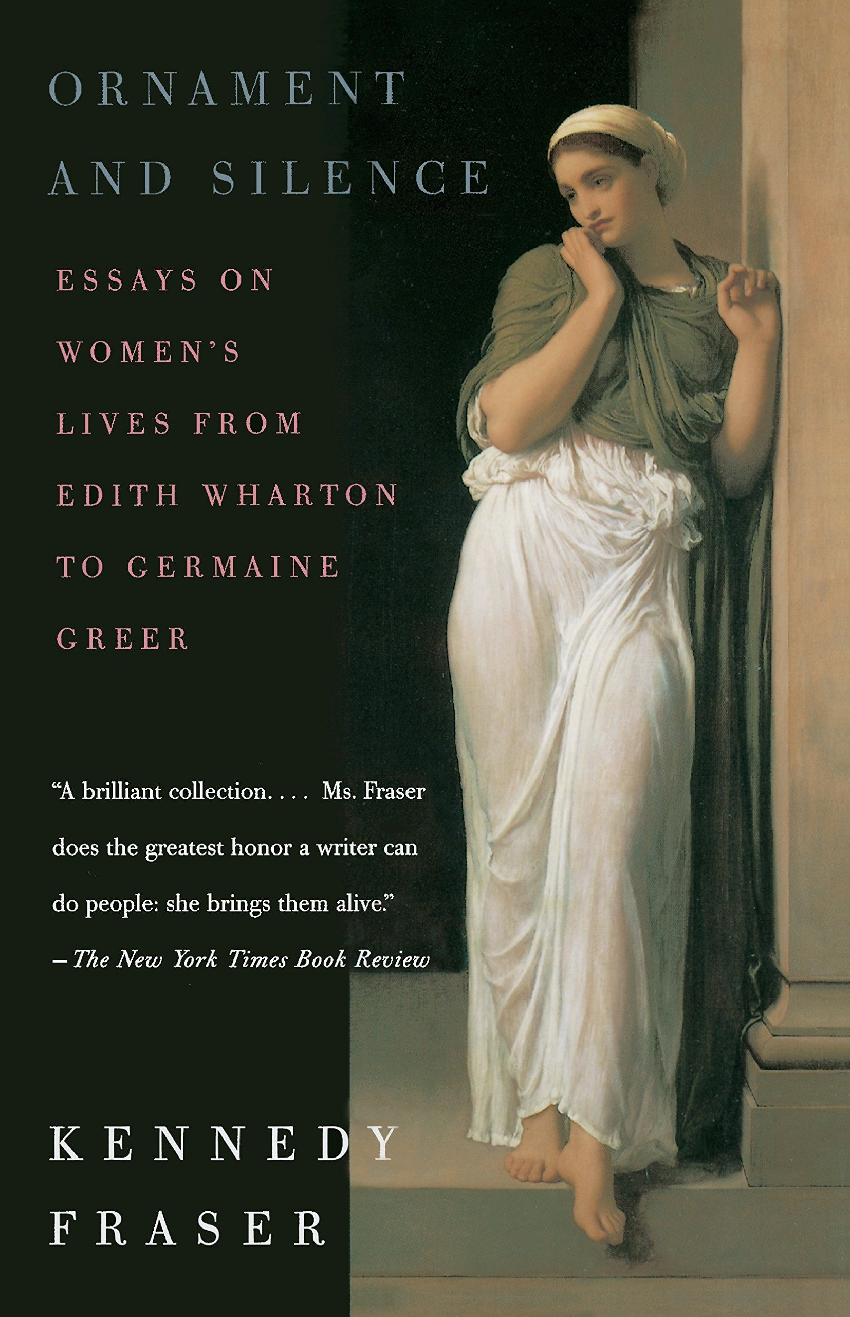 Read Online Ornament and Silence: Essays on Women's Lives From Edith Wharton to Germaine Greer ebook