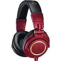 Audio Technica ATH-M50xRD Studio Monitor Headphones + $25 GC