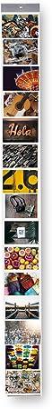 Imagen deLumaland Marco multifotos Marco de Fotos con 15 Bolsillos