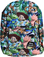 Toy Story Characters All Over Print Backpack by Loungefly