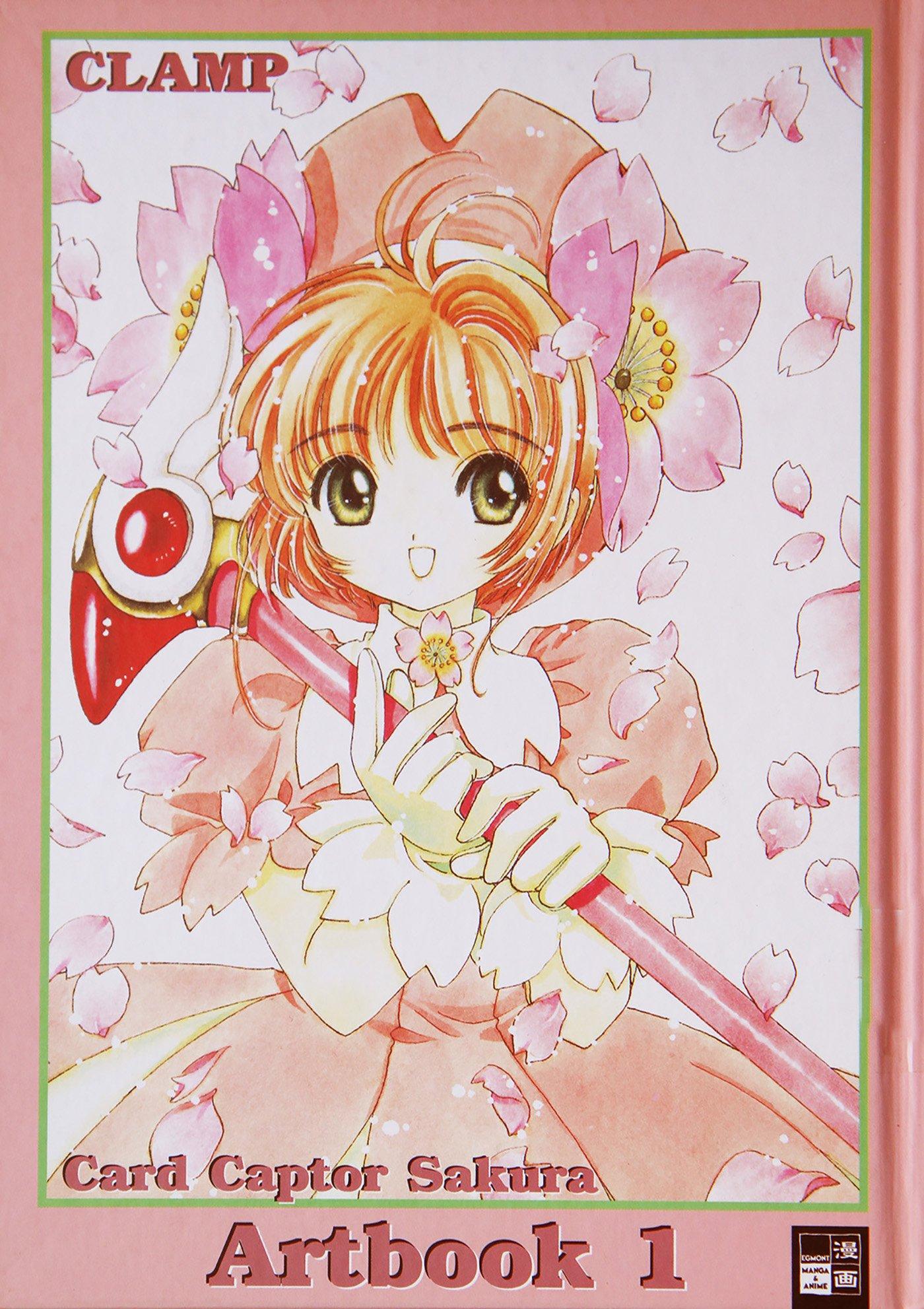 Card Captor Sakura Artbook 01. PDF
