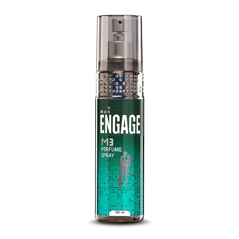 Engage M3 Perfume Spray For Men, 120ml