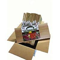 Case of Gourmet Cedar Grilling Planks (15″ x 7″ x 3/8