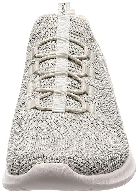 Flex Advantage Master Plan, Chaussons Sneaker Homme - Blanc (Wnv) - 45 EUSkechers