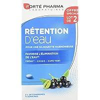 Forté Pharma Rétention d'Eau Complément Alimentaire 2 x 28 Comprimés