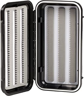 Greys Unisexs GS Flat Foam Flybox One Size Black