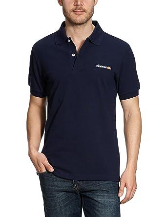Ellesse Polo - Polo para Hombre, tamaño M, Color Azul Marino ...