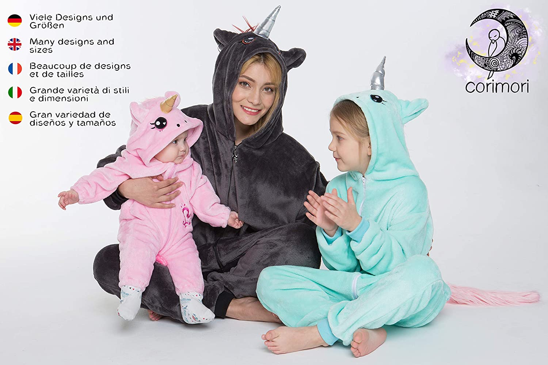 Grenouill/ère Pour Gar/çons Et Filles Plusieurs Mod/èles Taille 3-5 Ans Bonnie le Lapin Kigurumi Animal Combinaison Pyjama corimori 1851