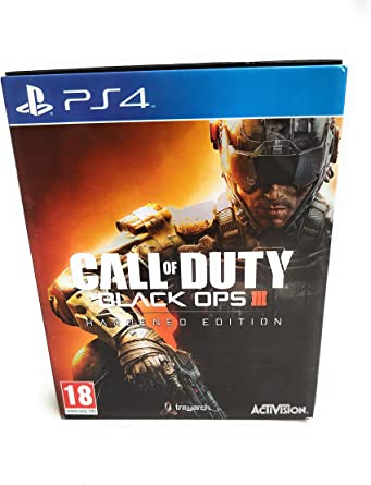 Call Of Duty Black Ops III Hardened Edition (Playstation 4 ...