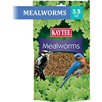 Kaytee 100505651 Mealworms 3 5 oz