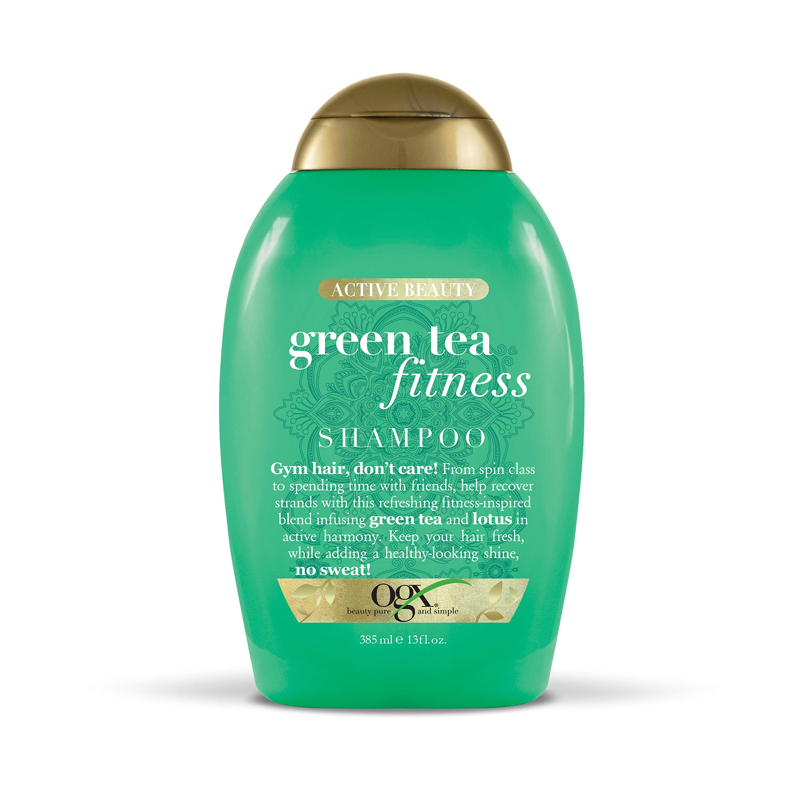Amazon.com: OGX Active Beauty Green Tea Fitness Dry