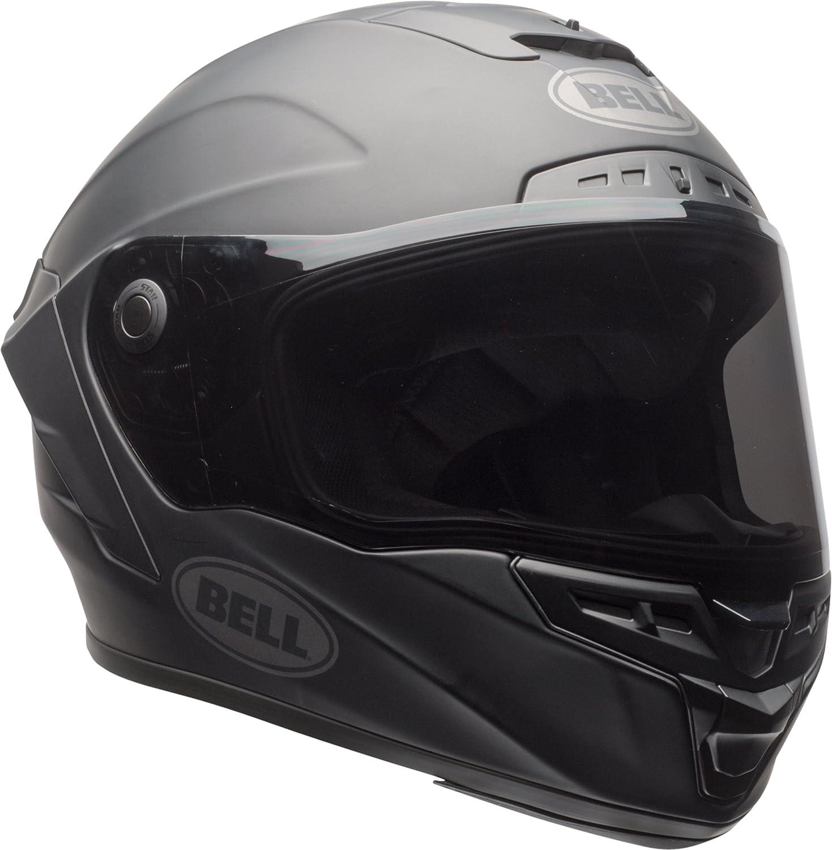 Amazon.com: Bell Star MIPS Full-Face Motorcycle Helmet (Solid Matte Black, Medium): Automotive