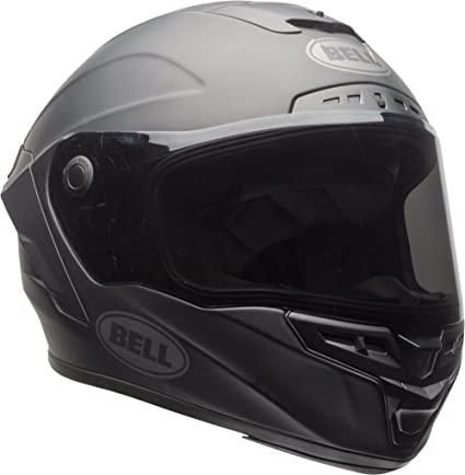 Bell Star MIPS Full-Face Motorcycle Helmet (Solid Matte Black, Medium)