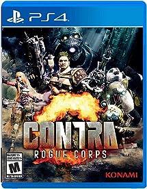 CONTRA Rogue Corps - PlayStation 4: Konami ... - Amazon.com