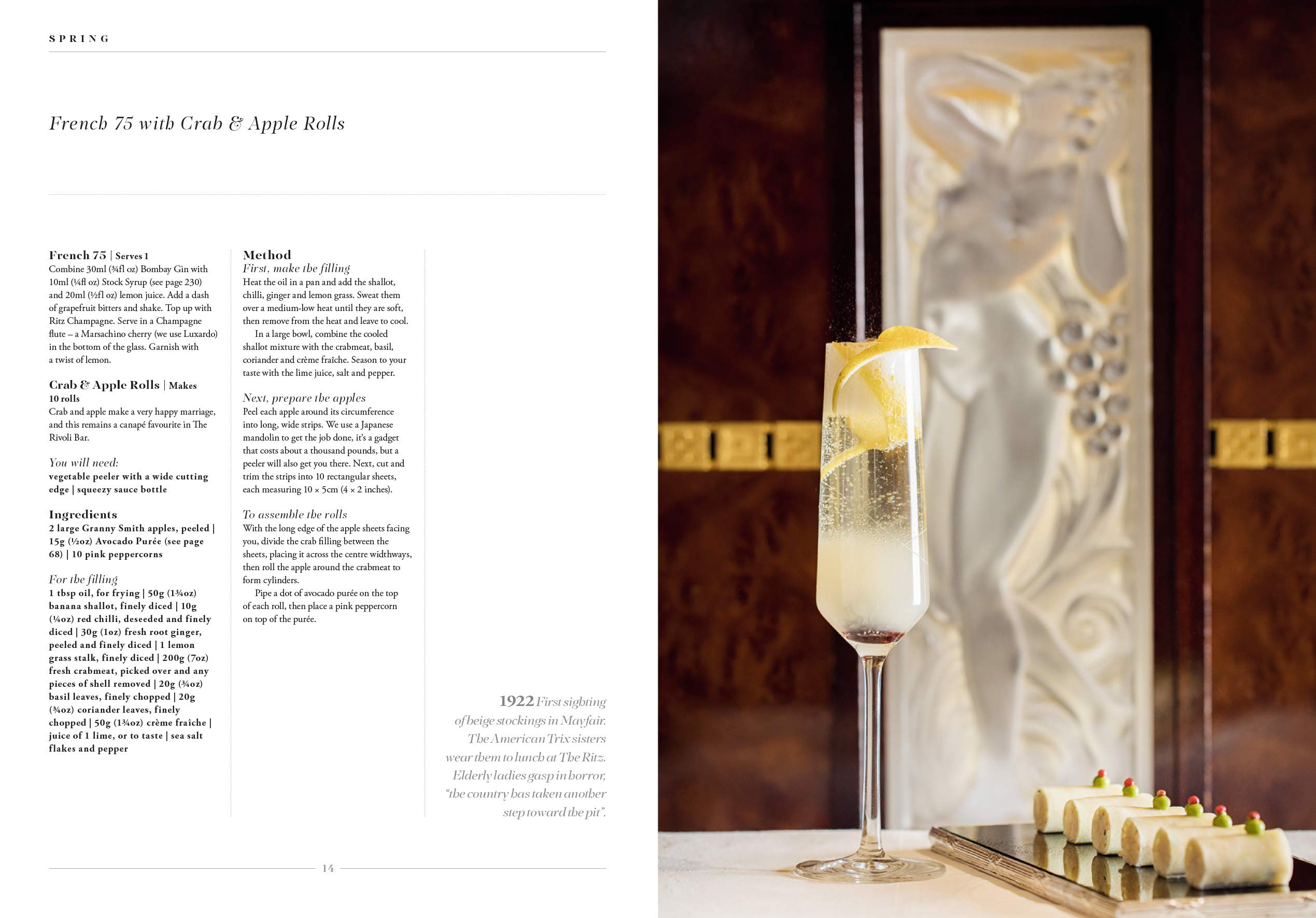 The Ritz London Cookbook John Williams 9781784724962 Amazon Silver Queen Montes 50g Books