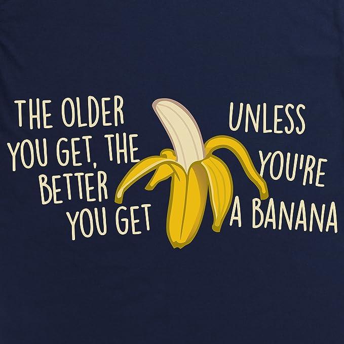 Shotdeadinthehead YouRe A Banana Funny Sudadera con Capucha, para Hombre: Amazon.es: Ropa y accesorios
