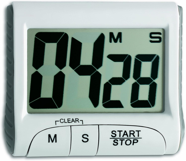 TFA 38.2021 - Cuentaminutos con Cronómetro electrónico