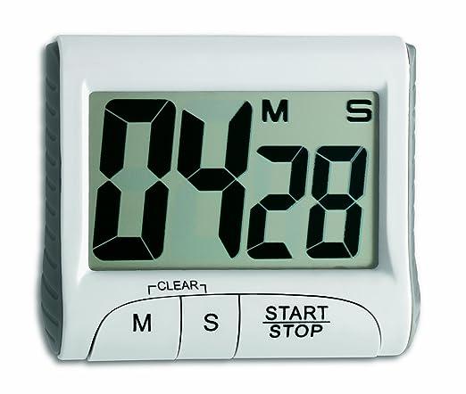 282 opinioni per TFA 38.2021- Timer elettronico, con cronometro