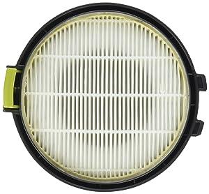 Hoover Filter, Exhaust Heap