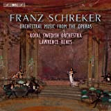 Schreker:Orchestral Music from the Operas [Royal Swedish Orchestra, Lawrence Renes] [BIS: BIS2212]