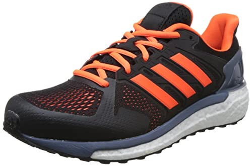pretty nice e761e 42156 adidas Men s Supernova St M Trail Running Shoes, Black (Negbas Narsol Acenat