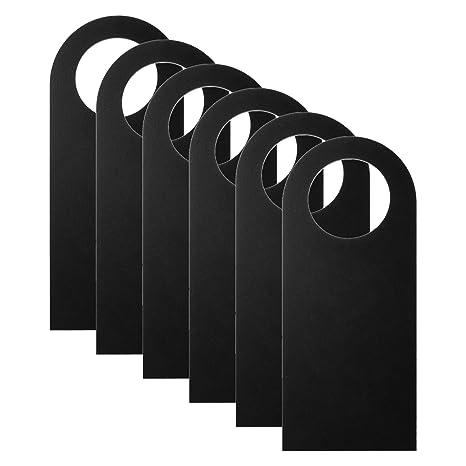 Amazon.com: CM Cosmos paquete de 6 en blanco doble cara ...