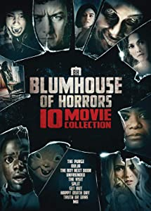 Blumhouse of Horrors 10-Movie Collection [DVD]